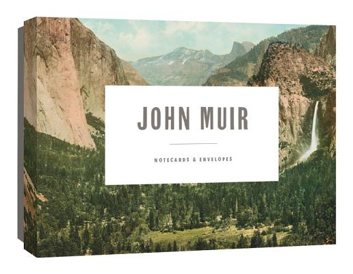John Muir Notecards Cover Image