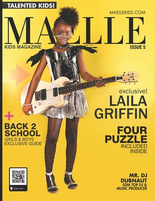 Cover for Maelle Kids #5