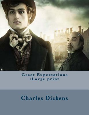 Great Expectations: Large Print Cover Image
