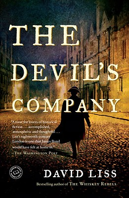 The Devil's Company Cover