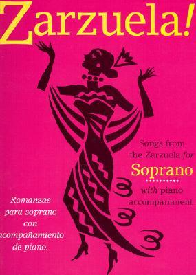 Zarzuela!: Soprano Cover Image