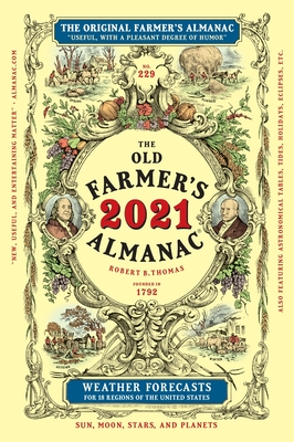 The Old Farmer's Almanac 2021, Trade Edition Cover Image