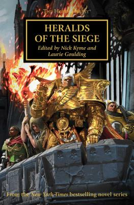 Heralds of the Siege (The Horus Heresy #52) Cover Image