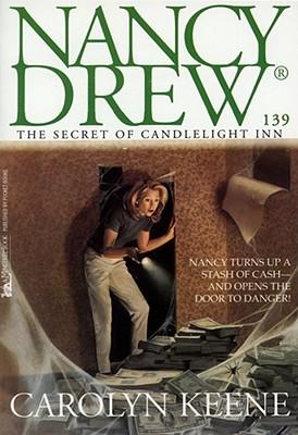 The Secret of Candlelight Inn (Nancy Drew #139) Cover Image