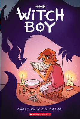 The Witch Boy Cover Image