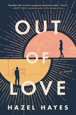 Out of Love: A Novel Cover Image