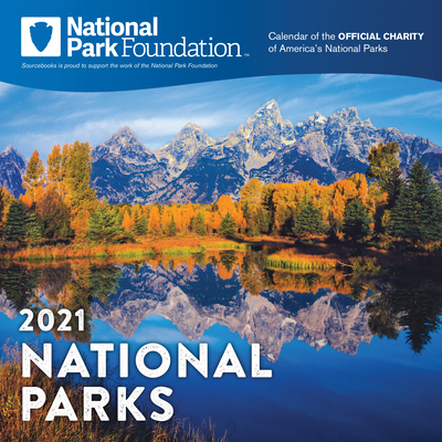 2021 National Park Foundation Wall Calendar Cover Image