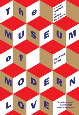 The Museum of Modern Love Cover Image
