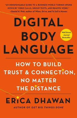 Digital Body Language: How to Build Trust and Connection, No Matter the Distance Cover Image
