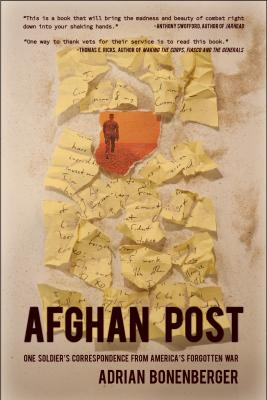 Afghan Post Cover Image
