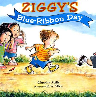 Ziggy's Blue-Ribbon Day Cover