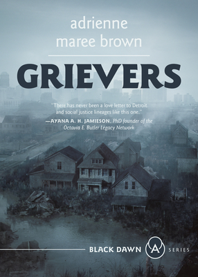 Grievers (Black Dawn #1) Cover Image