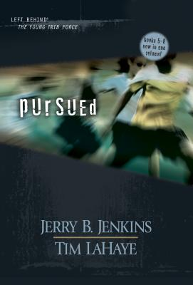 Pursued (Left Behind: The Young Trib Force #2) Cover Image