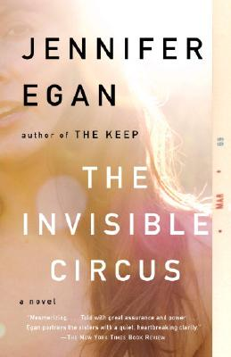 The Invisible Circus Cover
