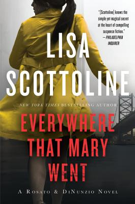 Everywhere That Mary Went: A Rosato & Associates Novel (Rosato & Associates Series #1) Cover Image