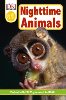 DK Readers L0: Nighttime Animals (DK Readers Pre-Level 1) Cover Image