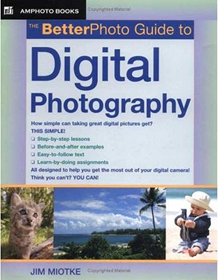 The Betterphoto Guide to Digital Photography Cover
