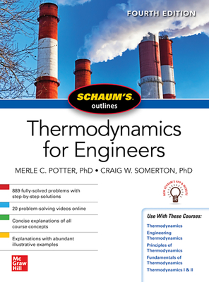 Schaums Outline of Thermodynamics for Engineers, Fourth Edition Cover Image