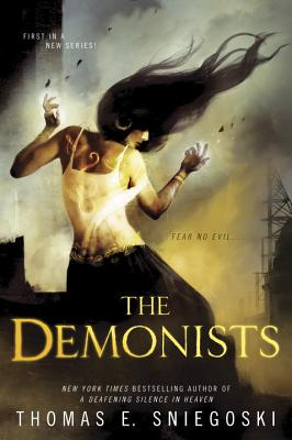 The Demonists (A Demonists Novel #1) Cover Image