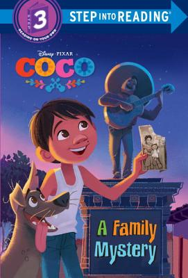 A Family Mystery (Disney/Pixar Coco) Cover Image