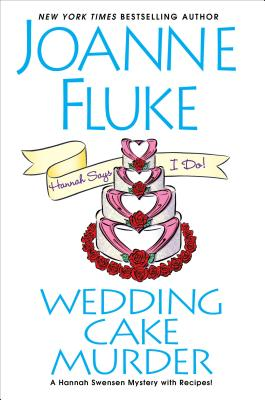 Wedding Cake Murder (Hannah Swensen Mystery with Recipes) Cover Image
