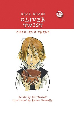 Oliver Twist (Real Reads (Library)) Cover Image