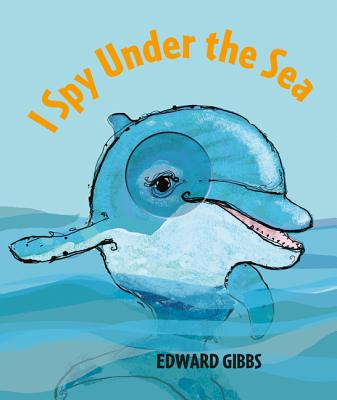 I Spy Under the Sea Cover