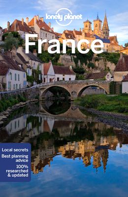 Lonely Planet France 14 (Country Guide) Cover Image