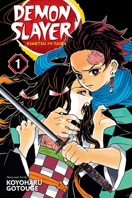 Demon Slayer: Kimetsu no Yaiba, Vol. 1 Cover Image