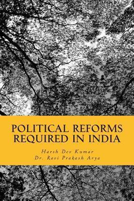 Political Reforms Required in India: Rajnaitik Durdasha Aur Samadhan Cover Image