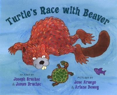 Turtle's Race with Beaver Cover