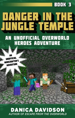 Cover for Danger in the Jungle Temple