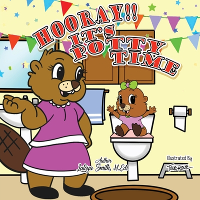 Hooray! It's Potty Time Cover Image