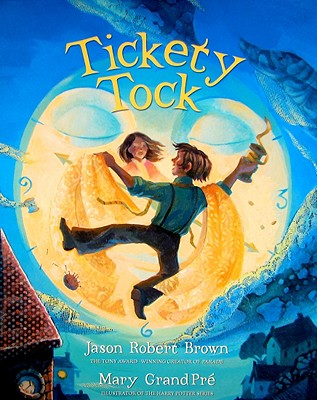 Tickety Tock Cover