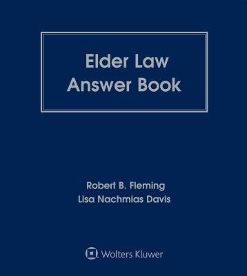 Elder Law Answer Book Cover Image