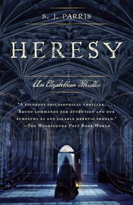 Heresy: An Elizabethan Thriller Cover Image