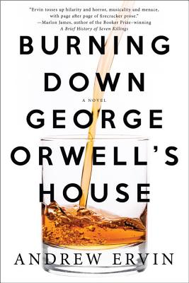Burning Down George Orwell's House Cover Image