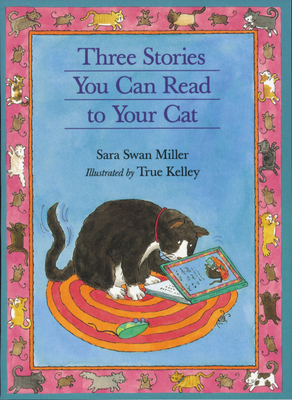 Three Stories You Can Read to Your Cat Cover Image
