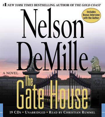 Cover for The Gate House Lib/E (John Sutter #2)