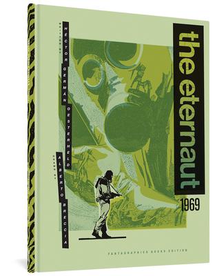 The Eternaut 1969 (The Alberto Breccia Library) Cover Image