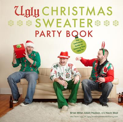 Ugly Christmas Sweater Party Book Cover