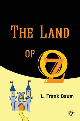 The Land of Oz (Oz Books #2) Cover Image
