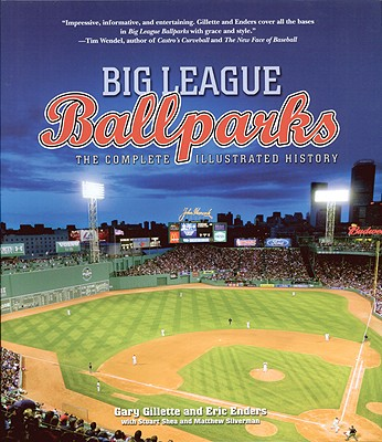 Big League Ballparks Cover