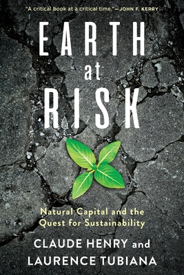 Earth at Risk: Natural Capital and the Quest for Sustainability Cover Image