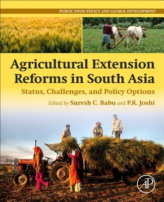 Agricultural Extension Reforms in South Asia: Status, Challenges, and Policy Options Cover Image