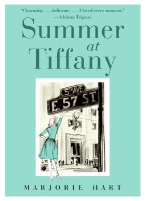 Summer at Tiffany Cover