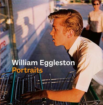 William Eggleston Portraits Cover Image