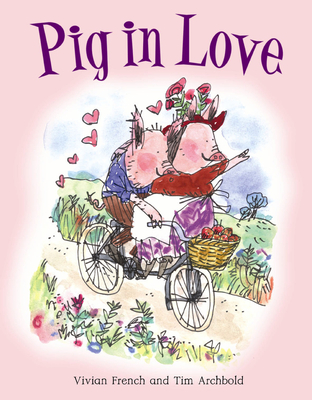 Pig in Love (ReadZone Picture Books) Cover Image