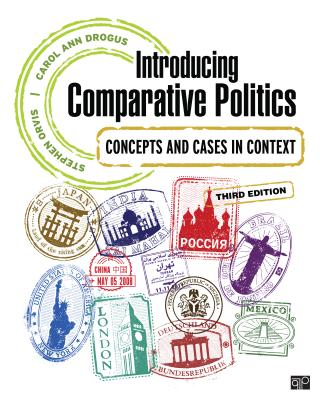 Introducing Comparative Politics; Concepts and Cases in Context Cover Image