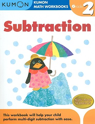 Subtraction, Grade 2 Cover Image